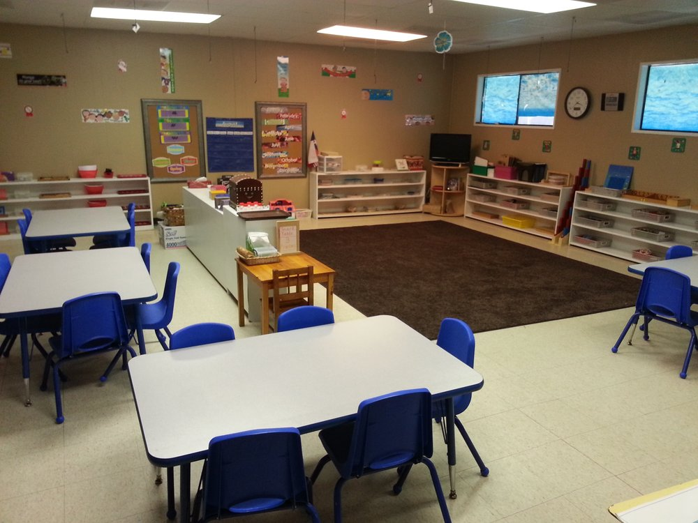 Another Primary Classroom