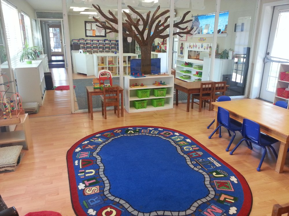 Another beautiful Toddler Classroom