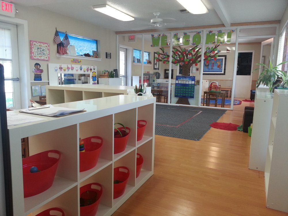 Our beautiful Toddler Classroom