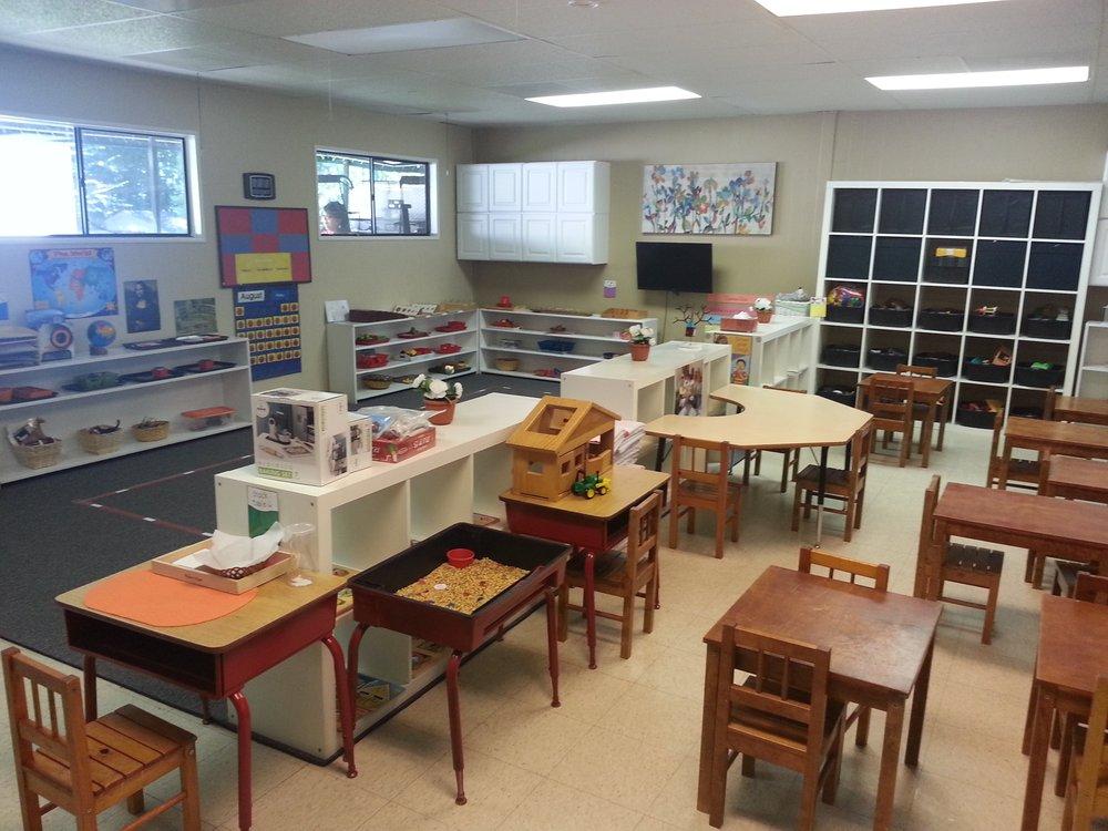 Transition Classroom