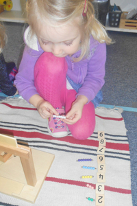 Math Montessori Method