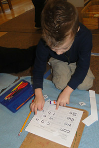 Language Montessori Method