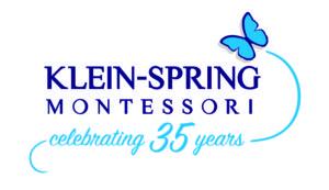 Klein-Spring_montessori_35yrs-LOGO
