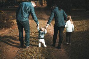 klein-spring-montessori family nature walks